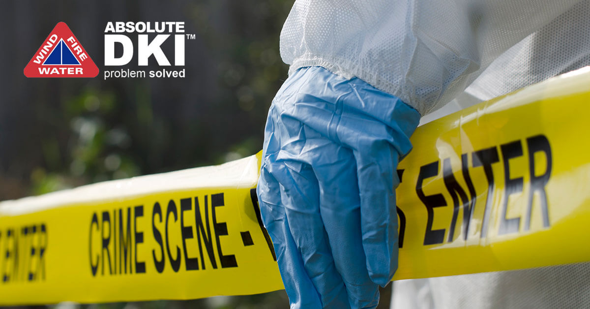 Crime Scene Cleanup in Racine, WI