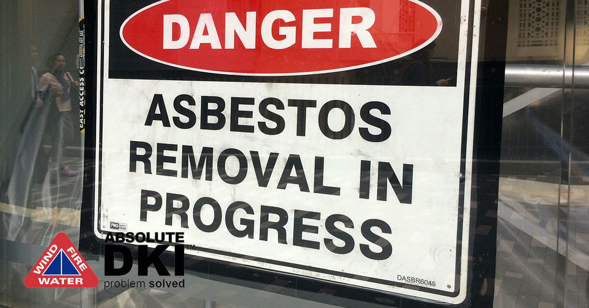 Asbestos Removal in Whitewater, WI