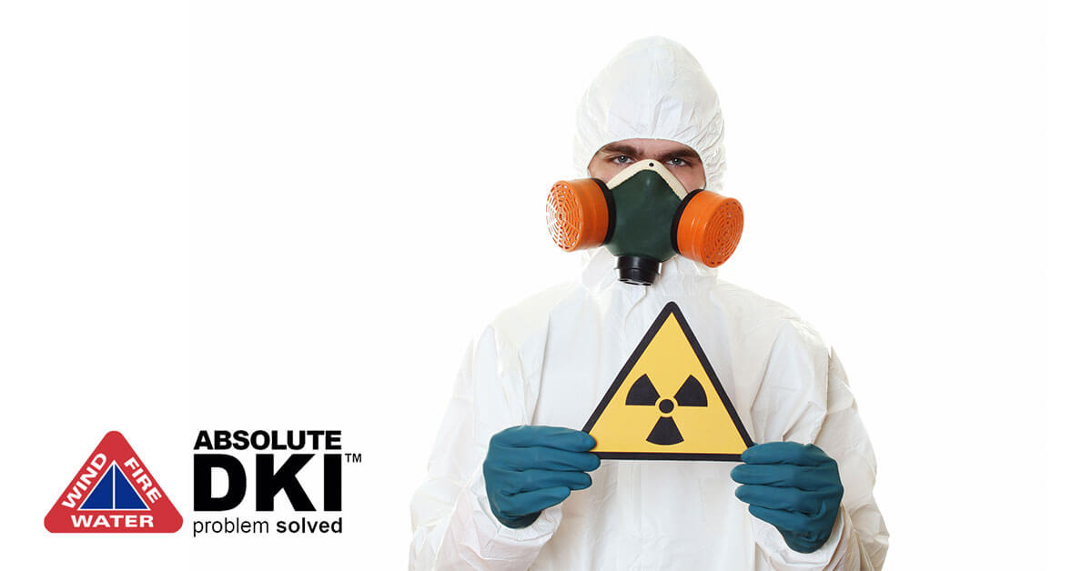Biohazard Cleanup and Restoration in Racine, WI