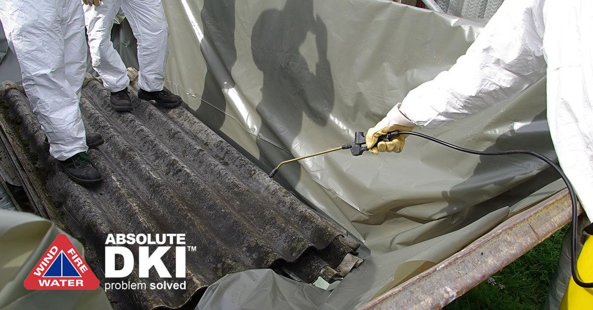 Asbestos Testing in South Milwaukee, WI