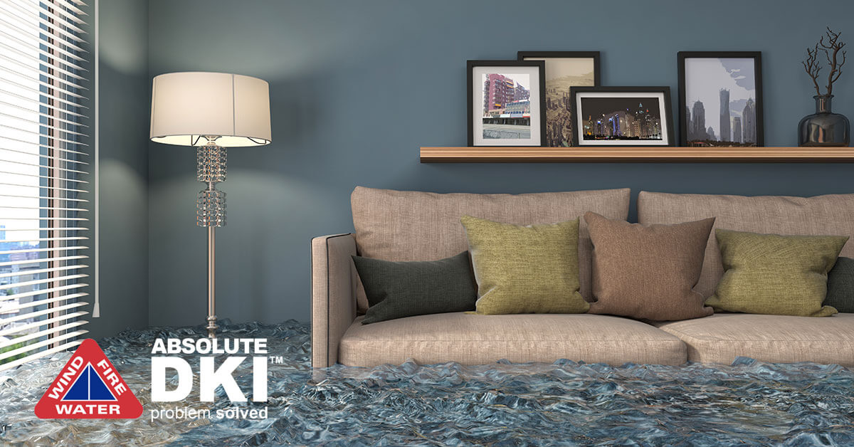 Water Damage Remediation in South Milwaukee, WI