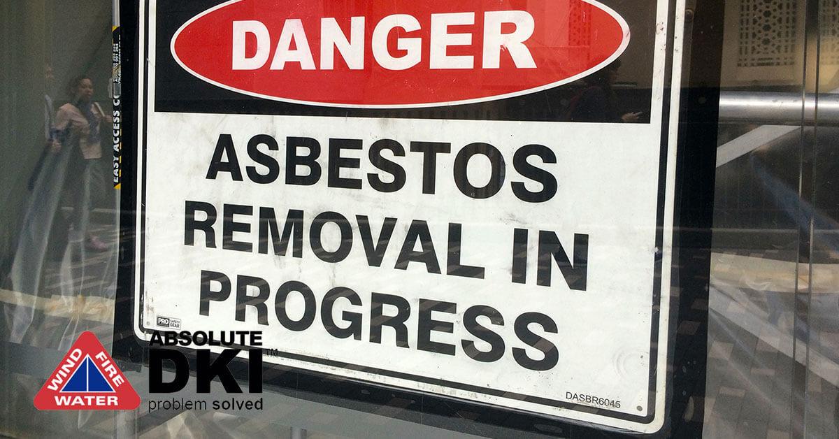 Asbestos Abatement in East Troy, WI