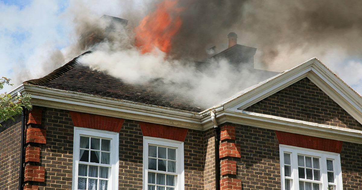 Certified Fire and Smoke Damage Repair in Kenosha, WI