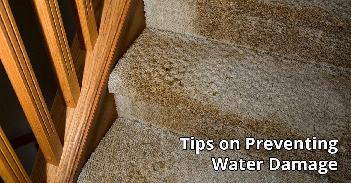 Water Damage Restoration Tips in Elkhorn, WI
