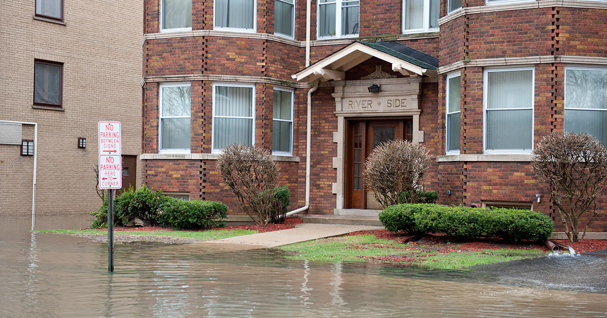 Professional Water Damage Repair in Pleasant Prairie, WI