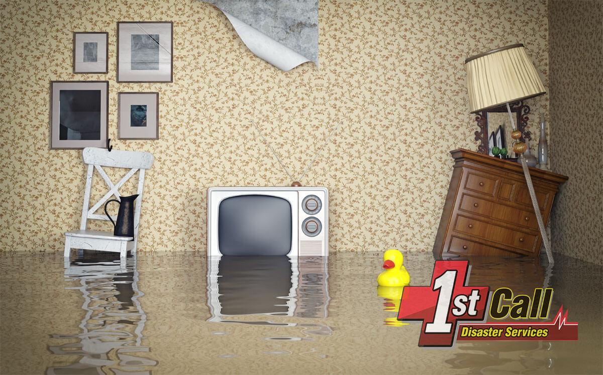 Flood Damage Restoration in Florence, KY