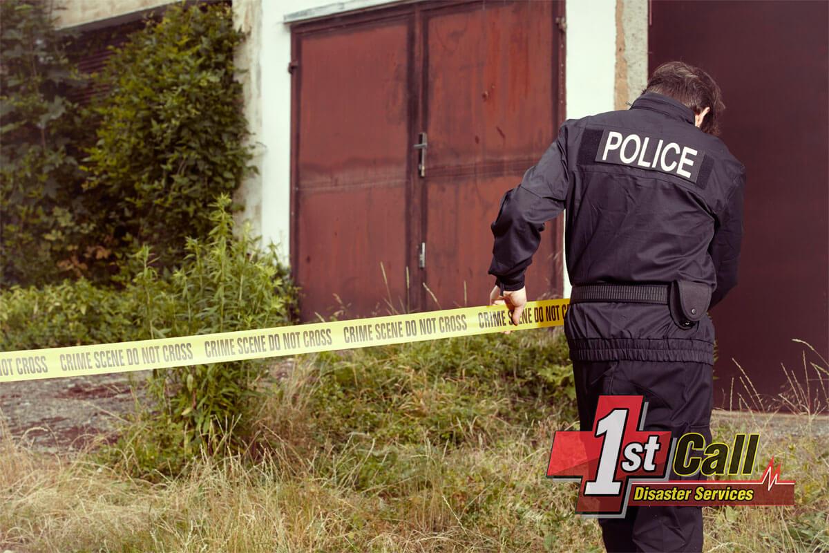 Homicide Cleanup in Dayton, KY