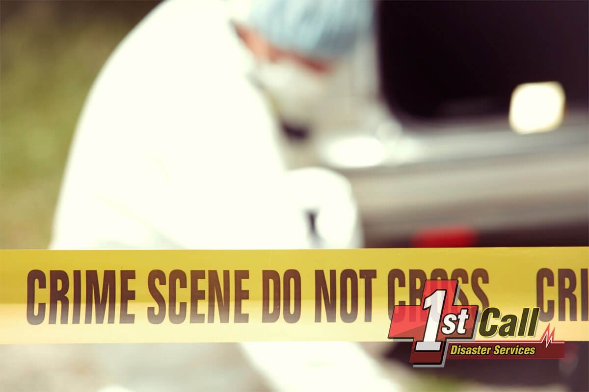 Forensic Cleaning in Melbourne, KY
