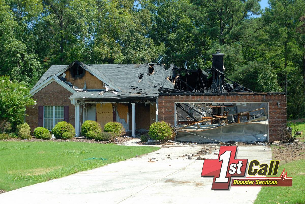 Fire Damage Restoration in Cincinnati Area