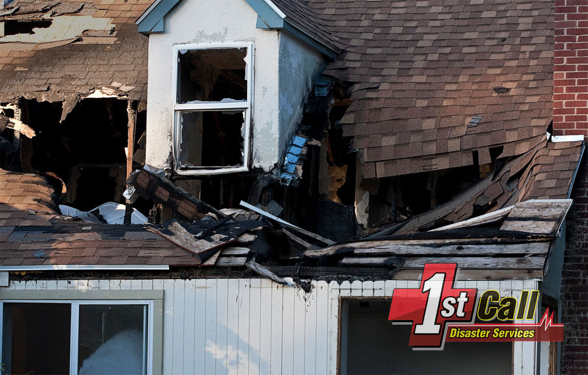 Fire and Smoke Damage Restoration in Fort Mitchell, KY