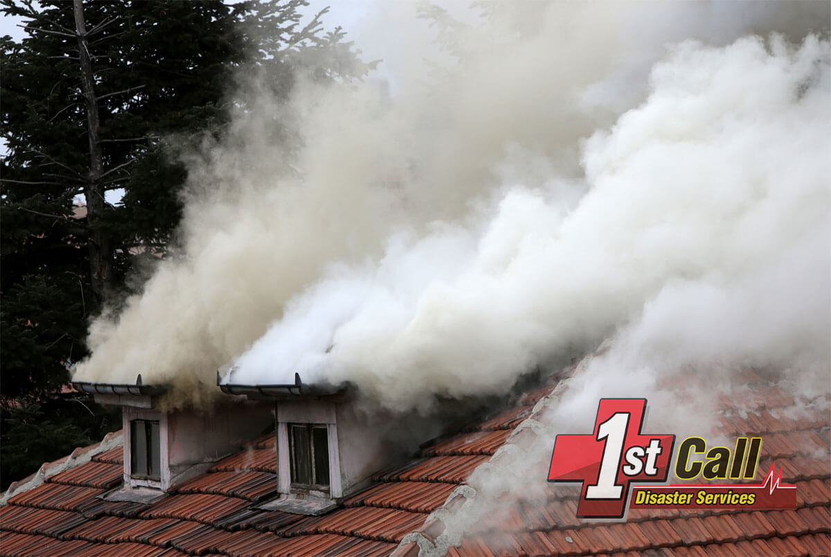 Fire Damage Cleanup in Walton, KY