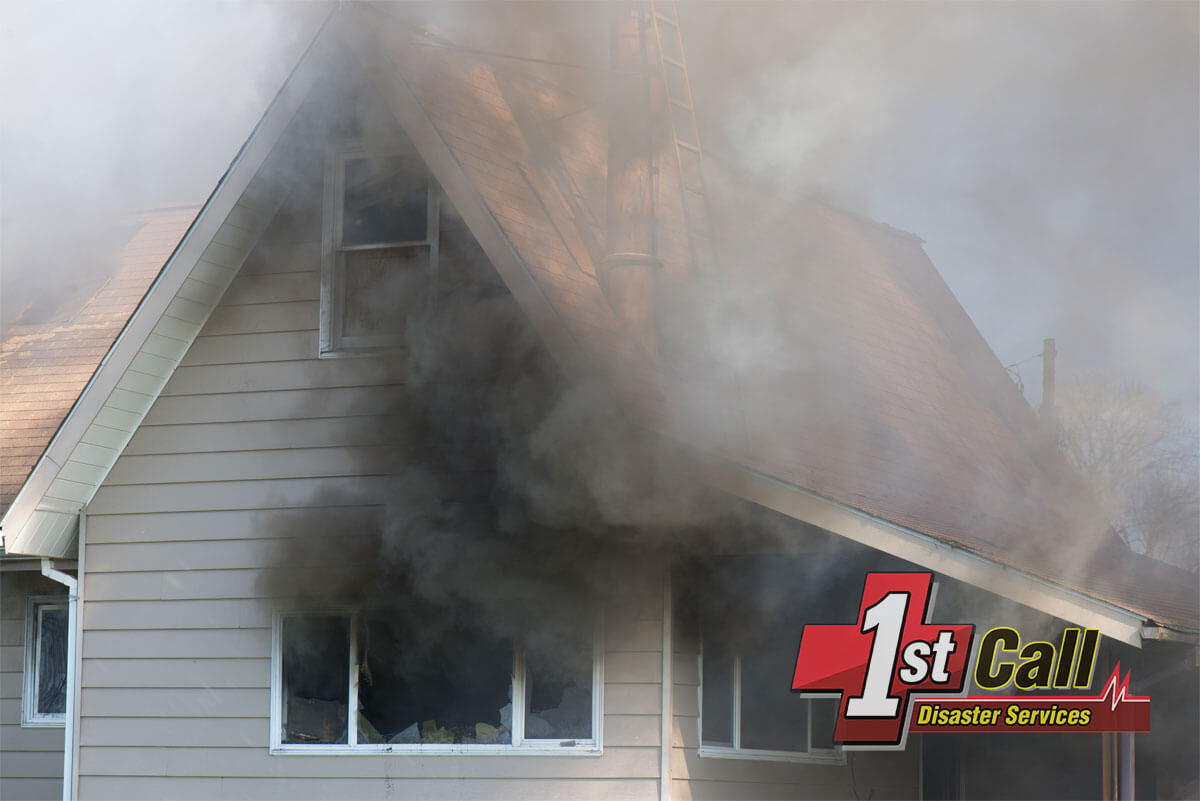 Fire Damage Remediation in Cincinnati Area