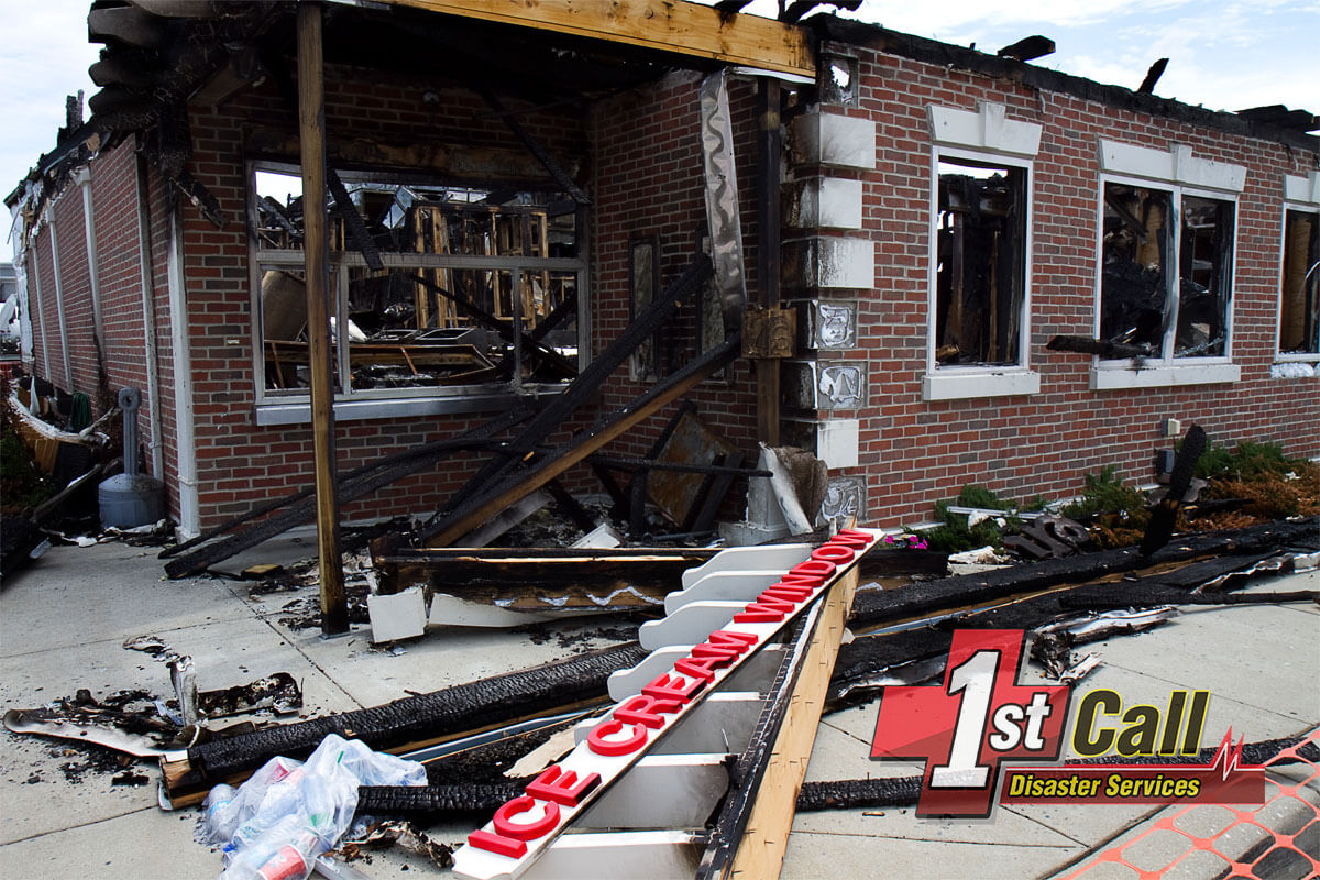Fire Damage Repair in Woodlawn, KY