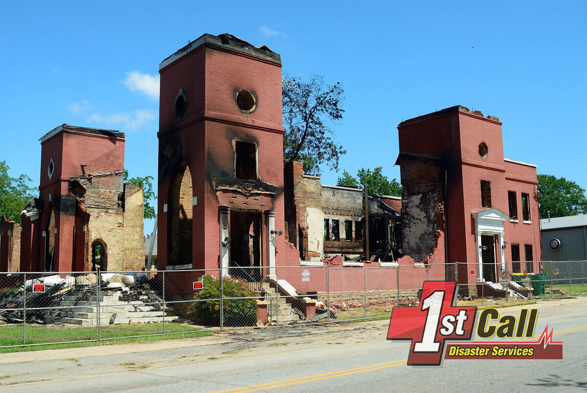 Fire Damage Restoration in Silver Grove, KY