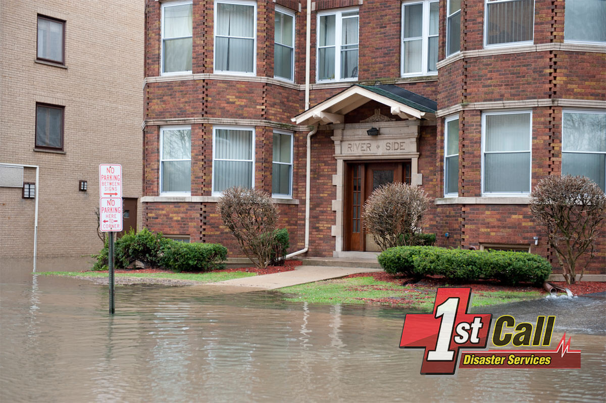 Flood Damage Restoration in Erlanger, KY