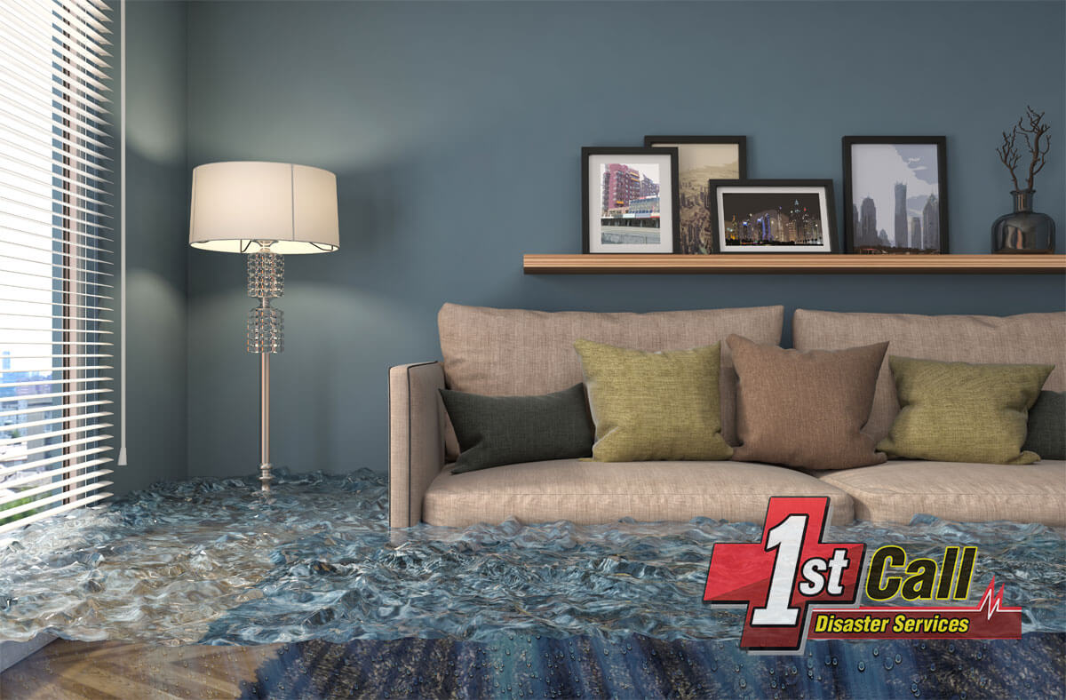 Water Damage Restoration in Newport, KY