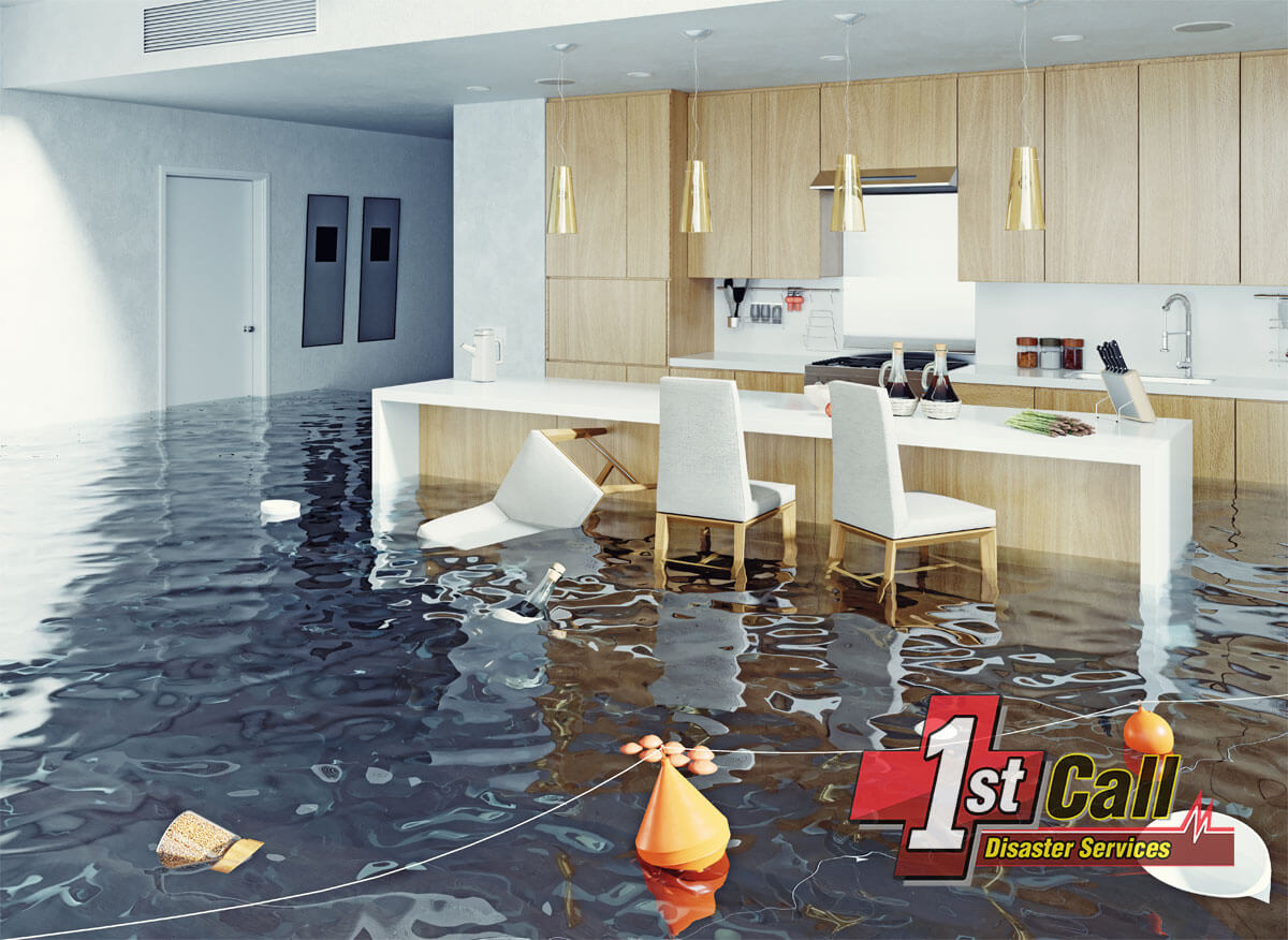 Flood Damage Restoration in Melbourne, KY
