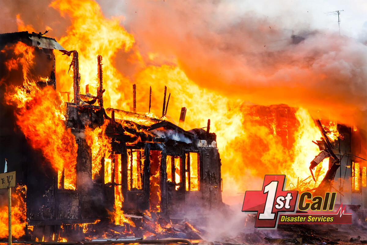 Fire Damage Cleanup in Ludlow, KY