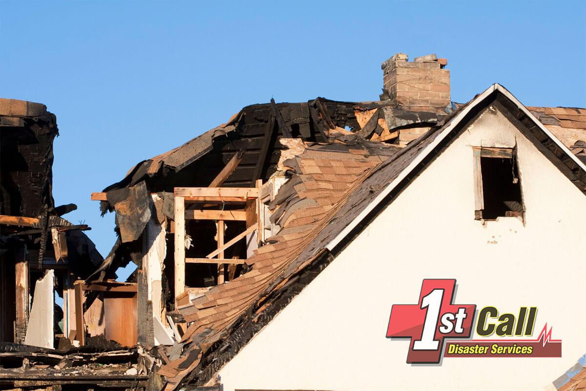 Fire Damage Remediation in Cincinnati Area