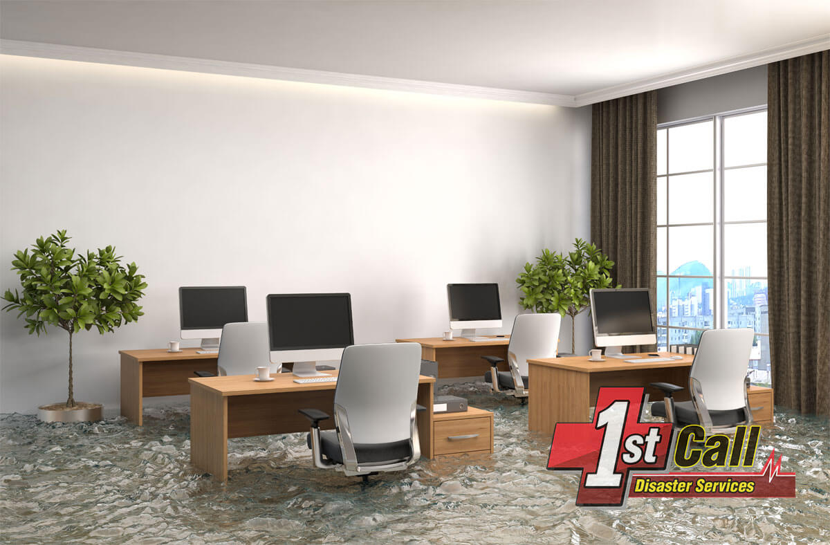 Flood Damage Restoration in Bromley, KY
