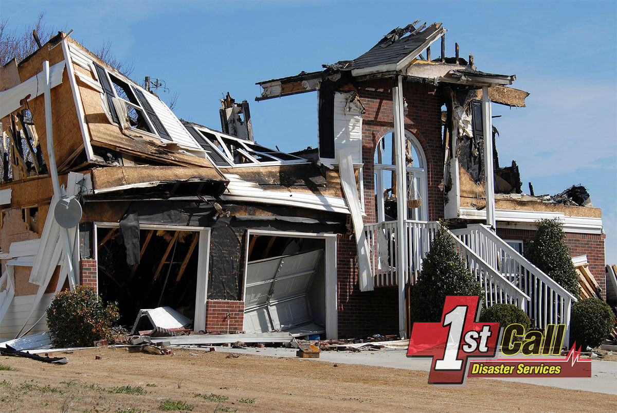 Fire and Smoke Damage Cleanup in Cincinnati Area