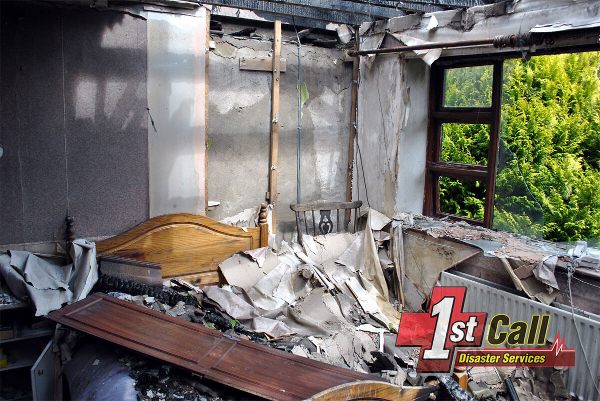 Fire and Smoke Damage Cleanup in Silver Grove, KY