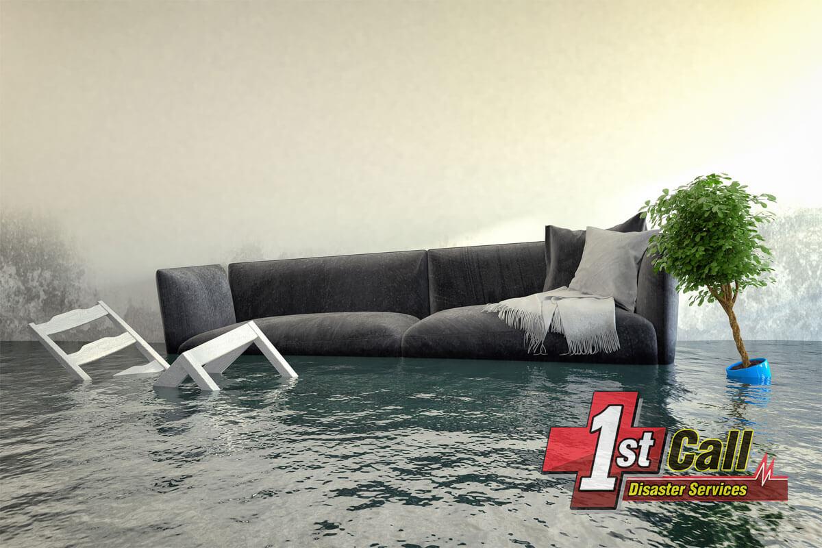 Flood Damage Cleanup in Independence, KY