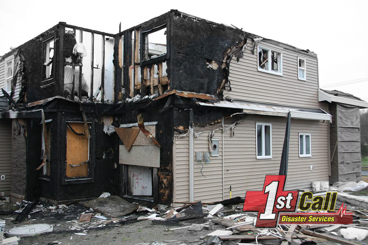 Fire Damage Restoration in Union, KY