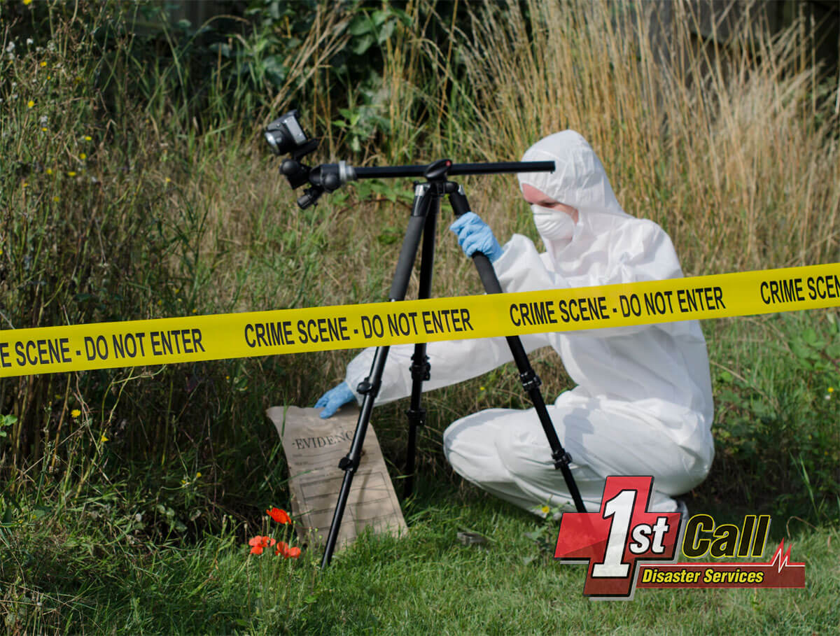 Forensic Cleaning in Cincinnati Area