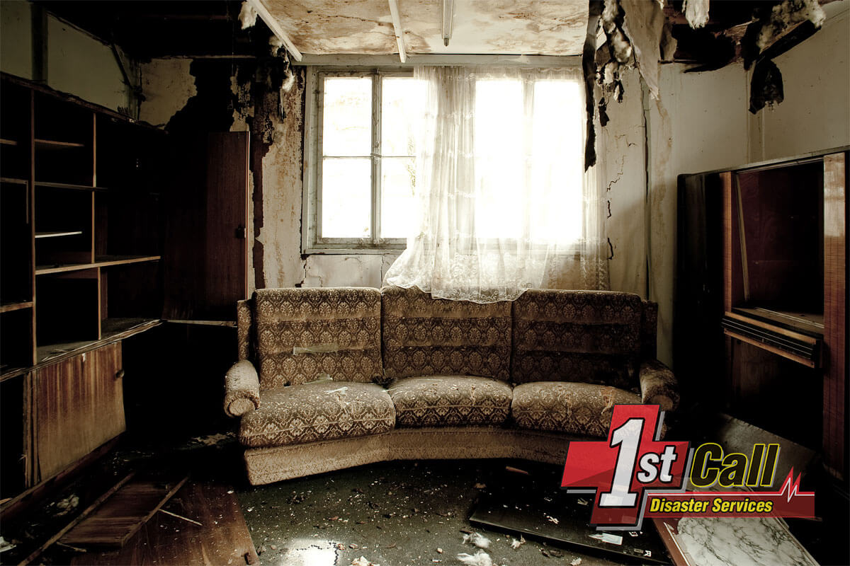 Fire and Smoke Damage Restoration in Elsmere, KY