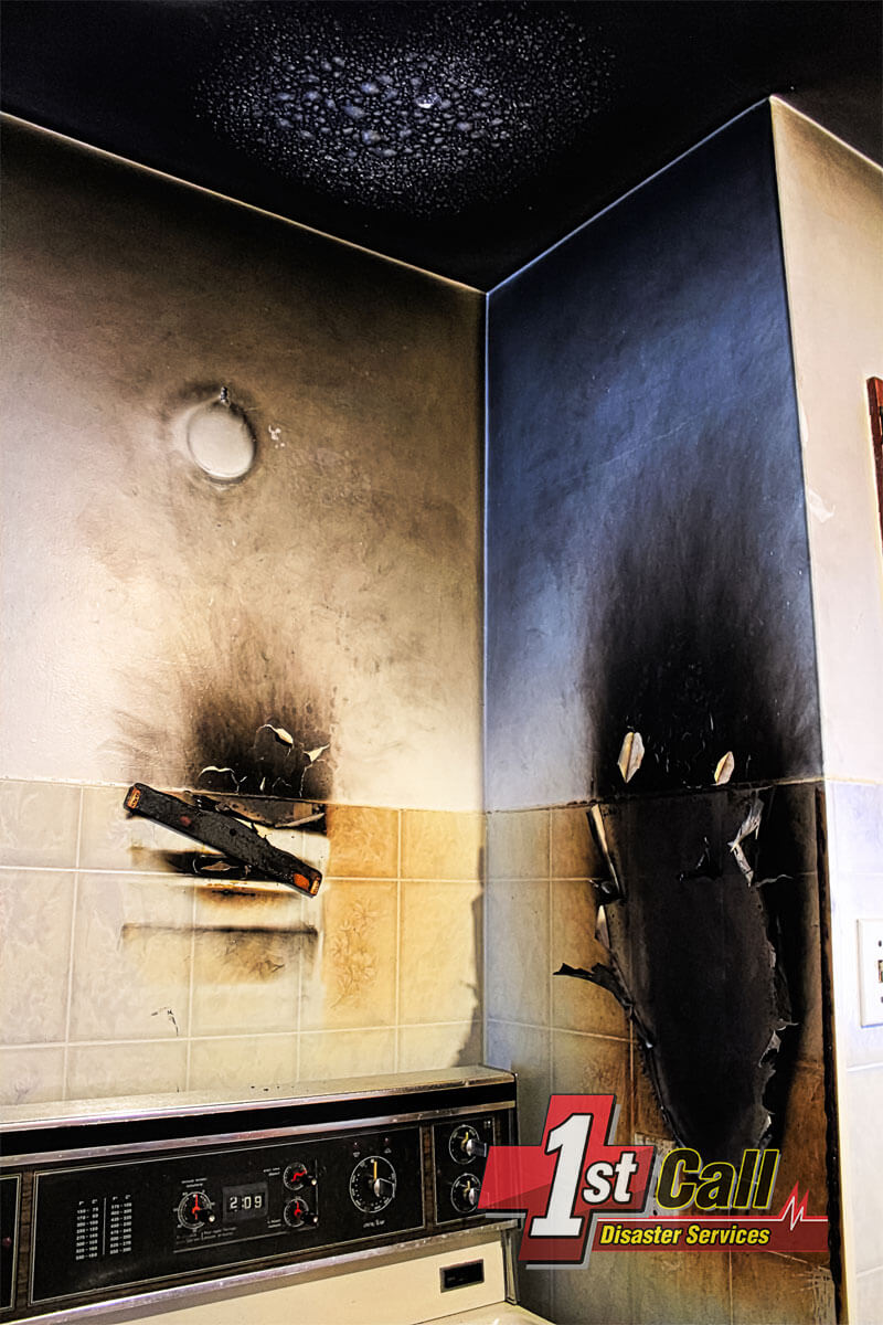 Fire and Smoke Damage Restoration in Crittenden, KY