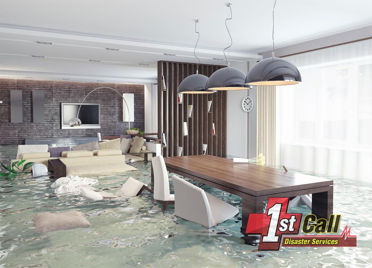 Flood Damage Repair in Frankfort, KY