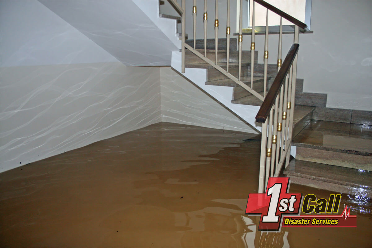 Flood Damage Cleanup in Frankfort, KY