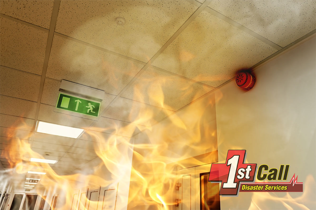 Fire and Smoke Damage Remediation in Bromley, KY