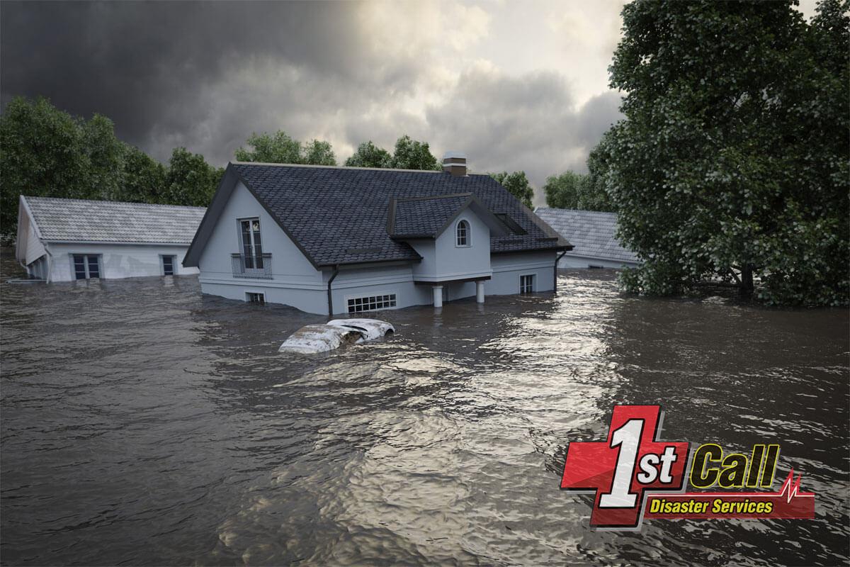 Flood Damage Cleanup in Elizabethtown, KY