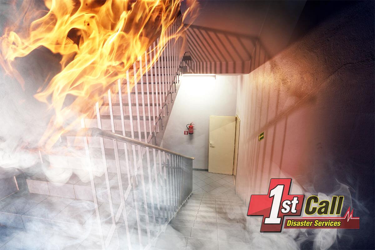 Smoke Damage Restoration in Cincinnati Area