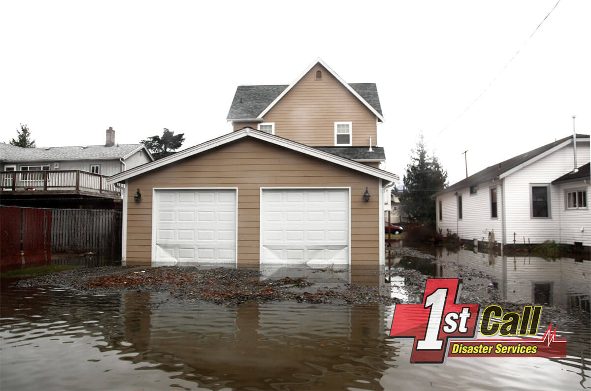 Water Damage Mitigation in Independence, KY