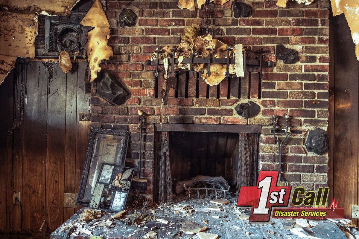 Fire Damage Remediation in Walton, KY