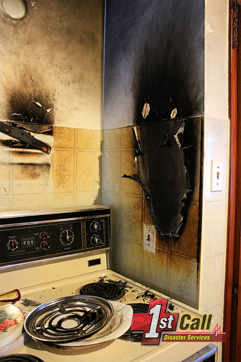 Fire and Smoke Damage Remediation in Ludlow, KY