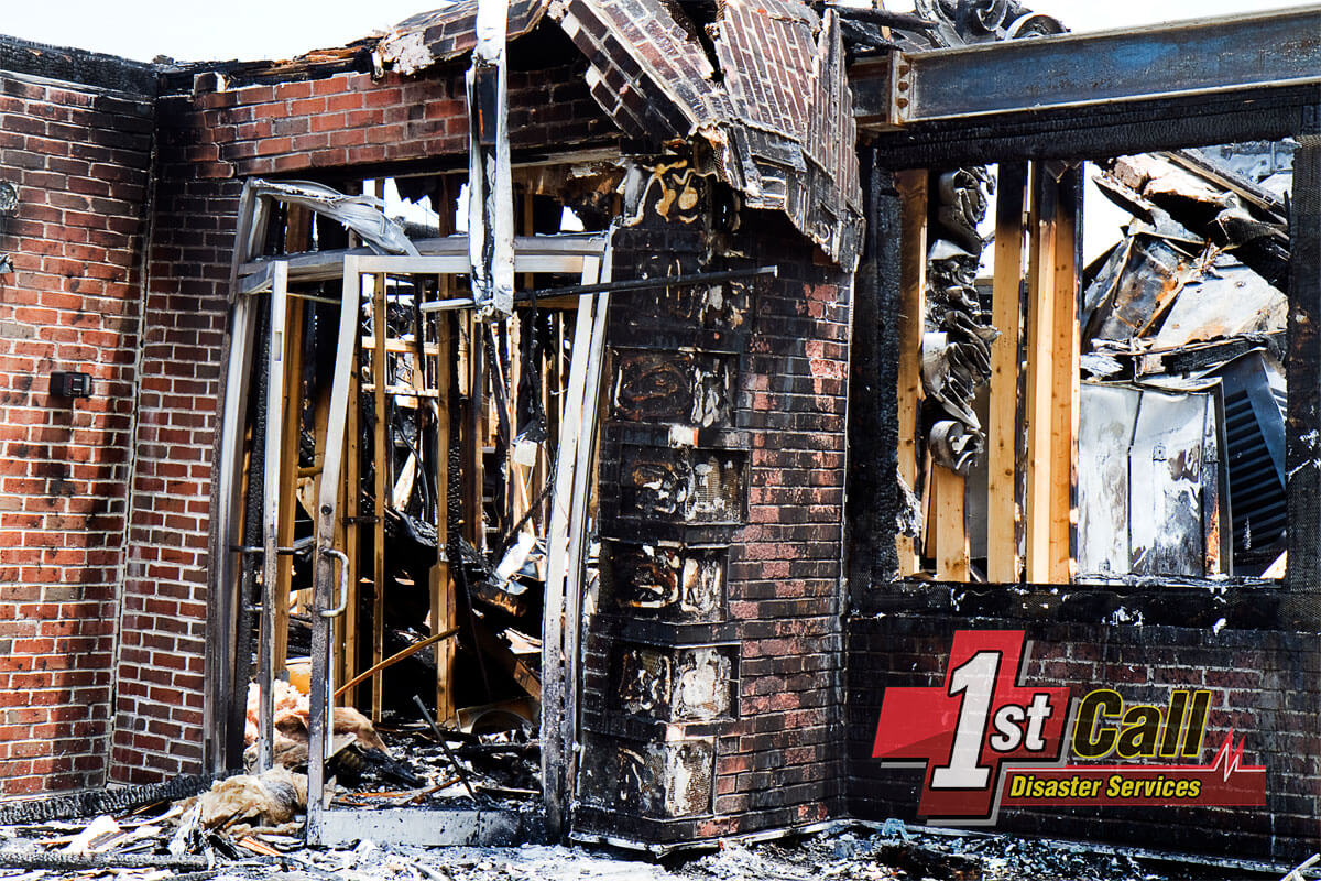 Fire Damage Restoration in Newport, KY