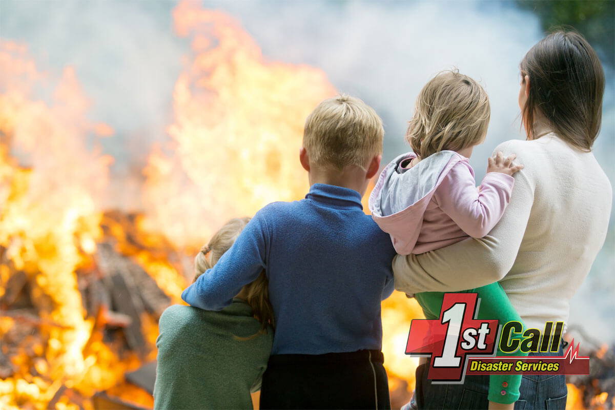 Fire and Smoke Damage Repair in Crittenden, KY