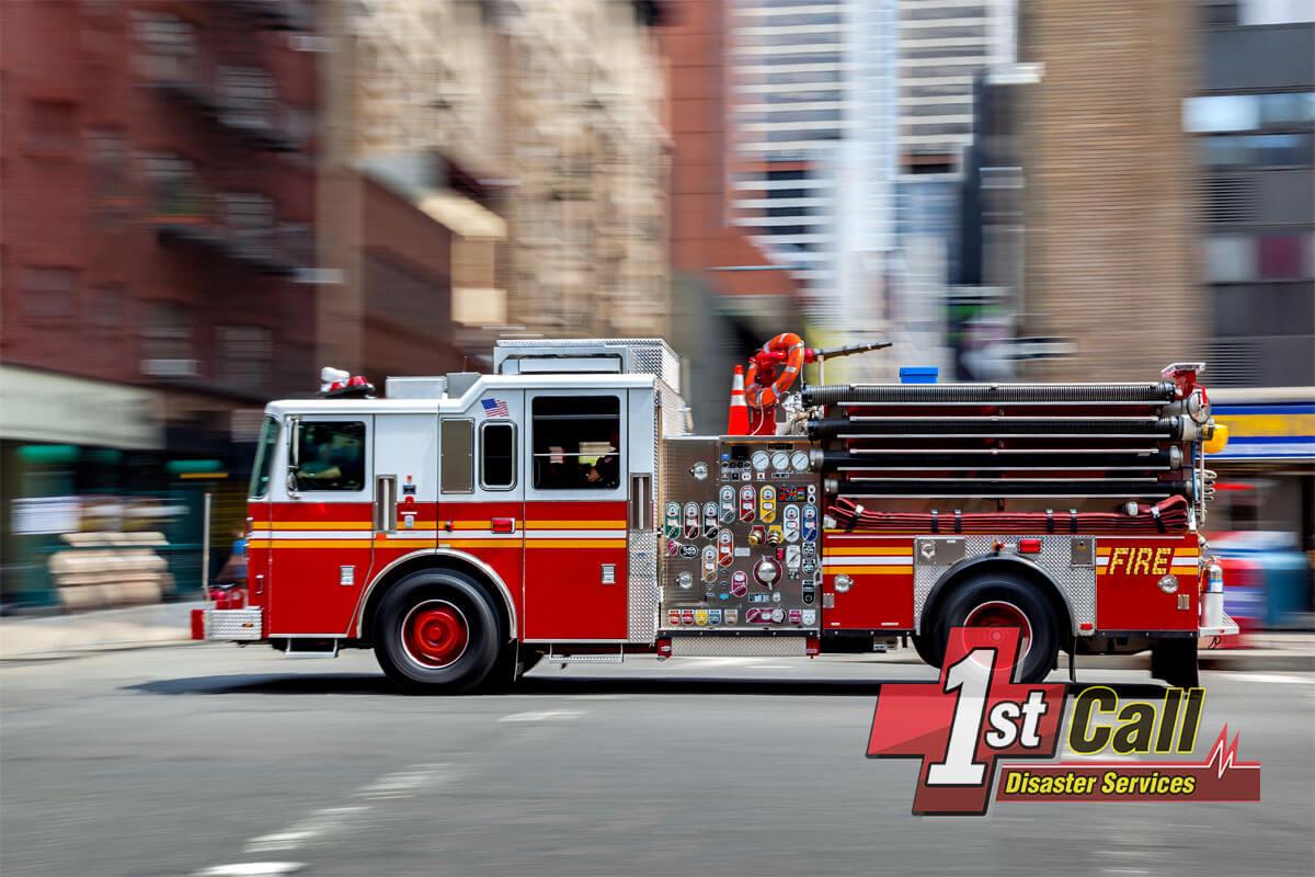 Fire Damage Restoration in Mentor, KY