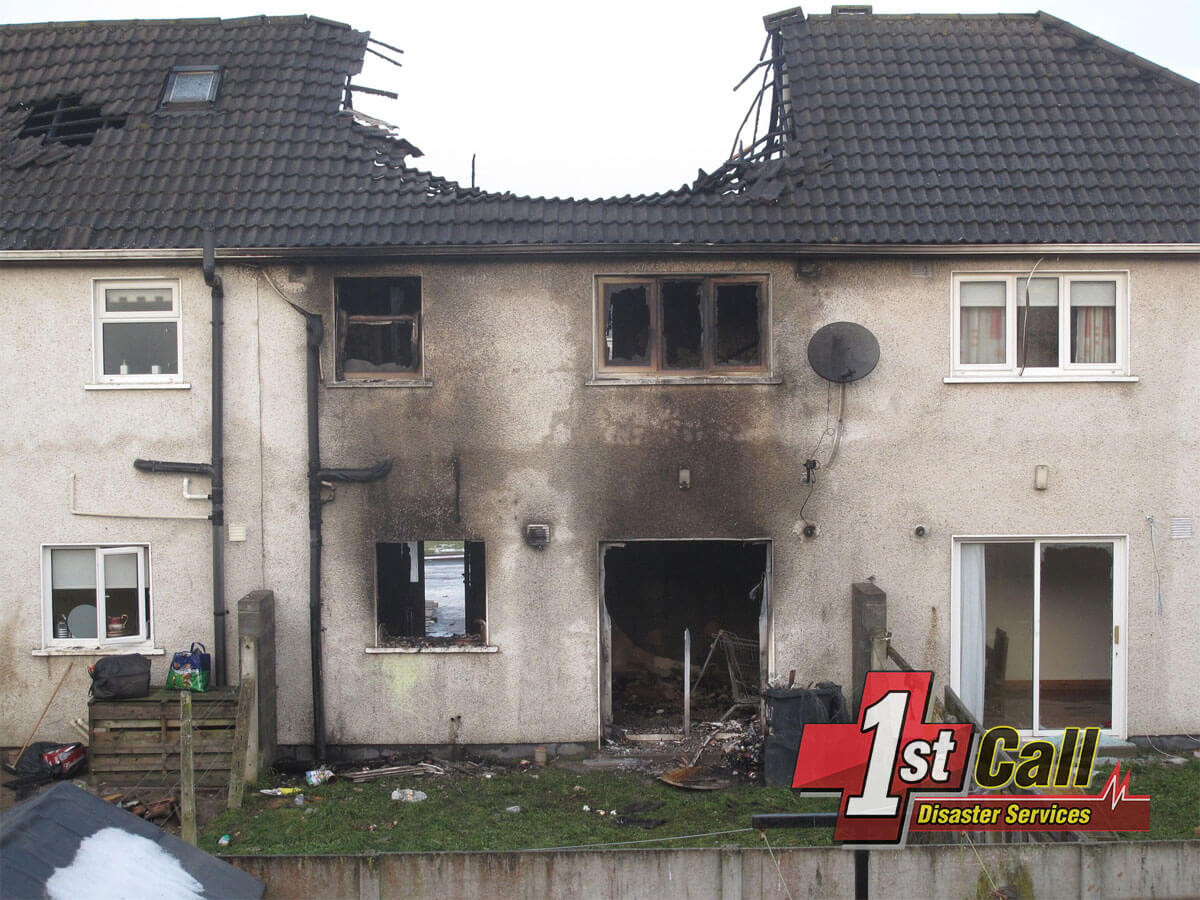 Fire and Smoke Damage Restoration in Melbourne, KY