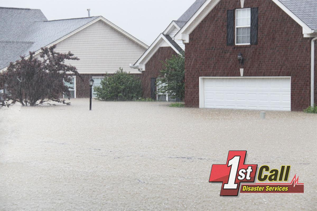 Flood Damage Restoration in Owensboro, KY