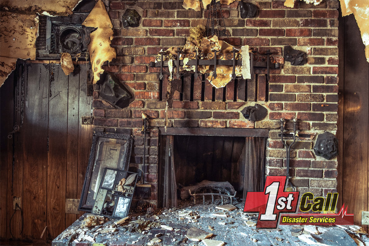 Fire Damage Cleanup in Southgate, KY