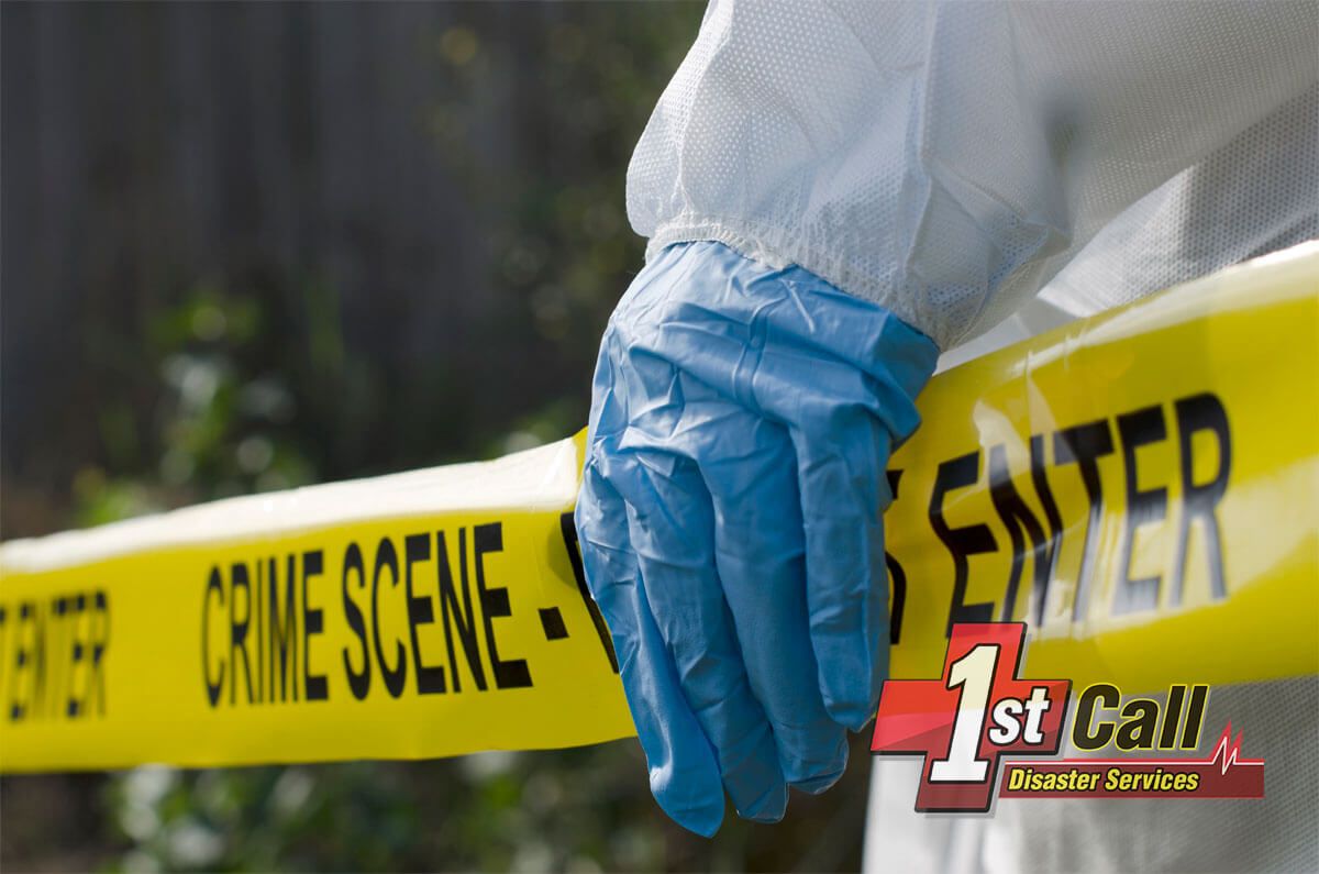 Suicide Cleanup in Bromley, KY