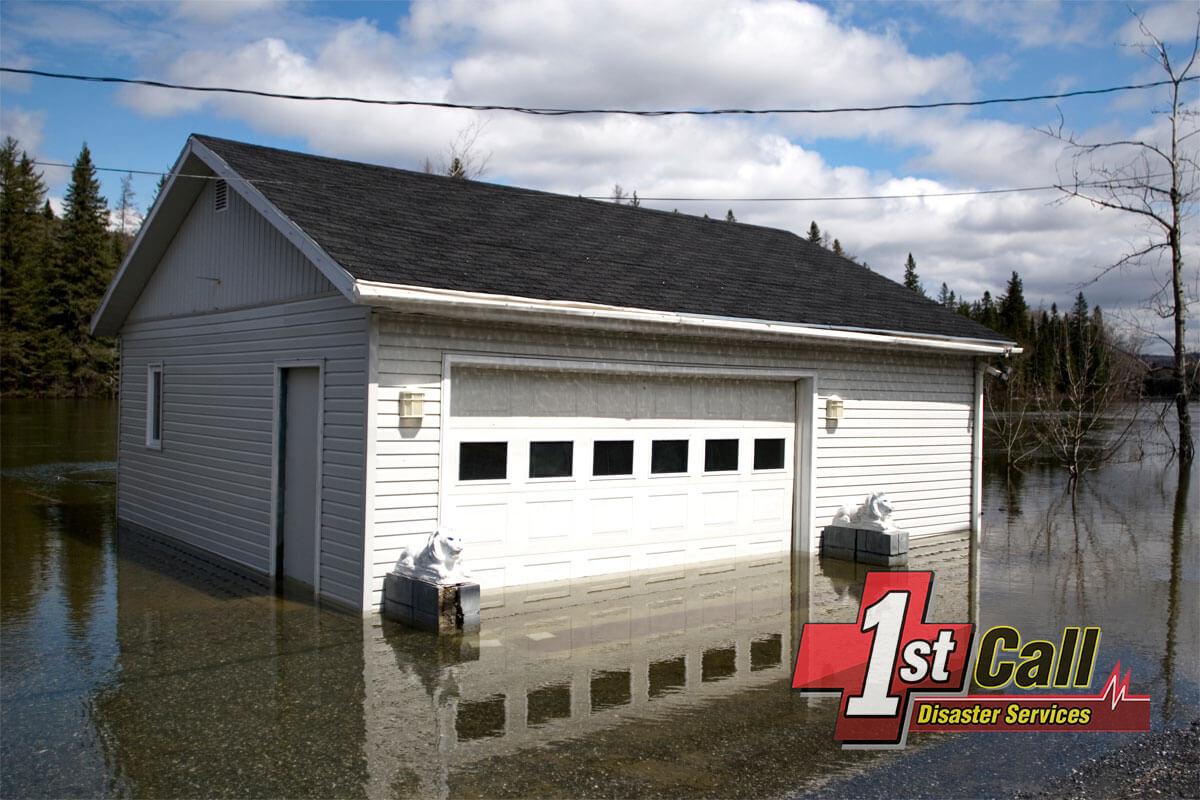 Flood Damage Mitigation in Frankfort, KY