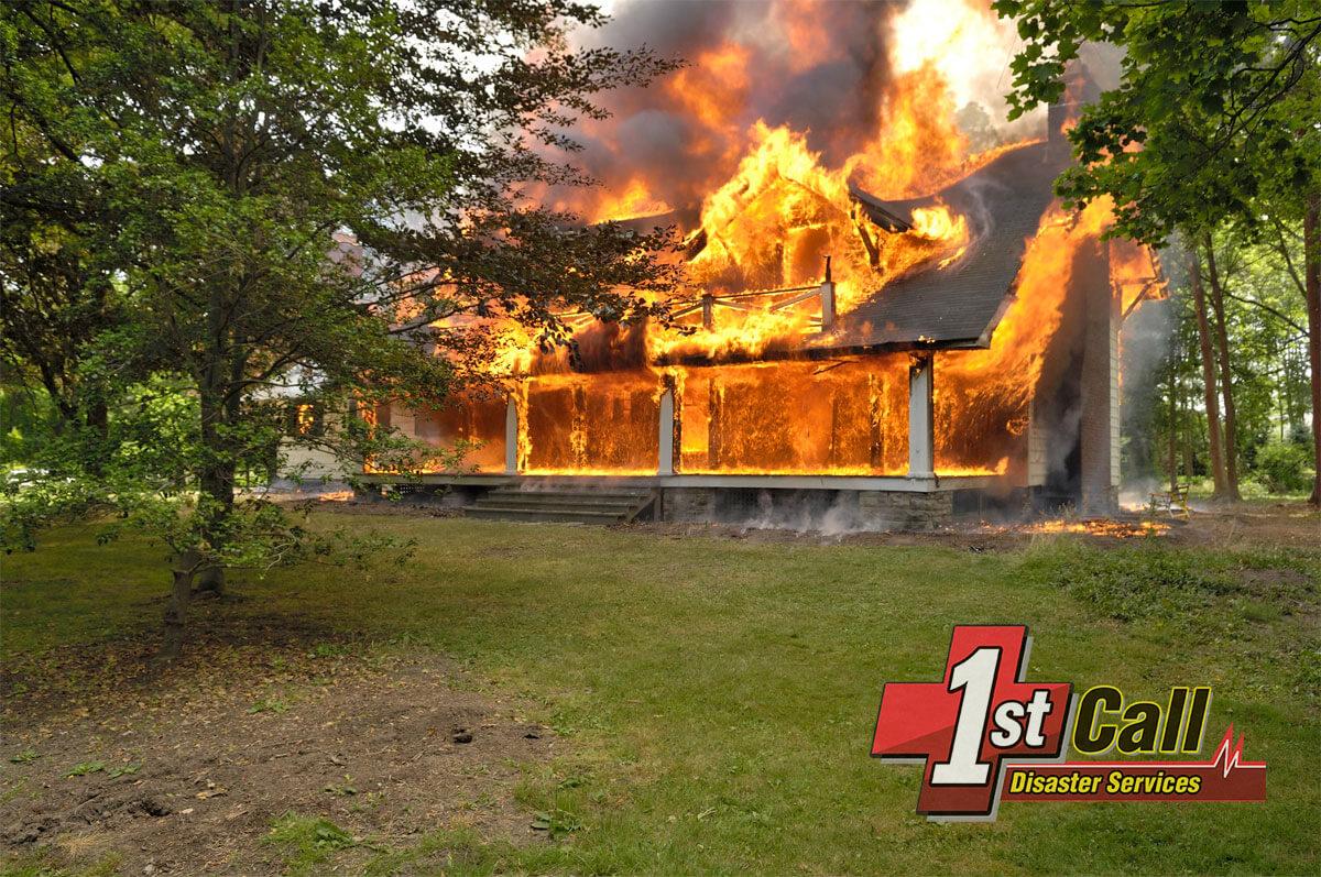 Fire Damage Restoration in Wilder, KY