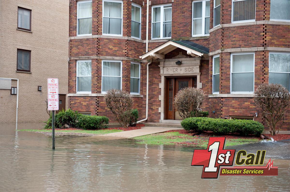 Flood Damage Restoration in Oakbrook, KY