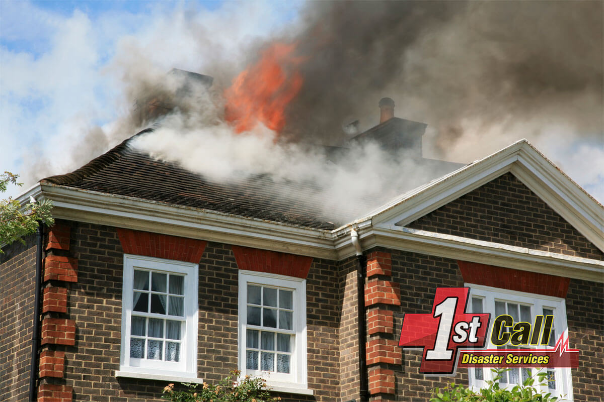 Fire and Smoke Damage Cleanup in Elsmere, KY